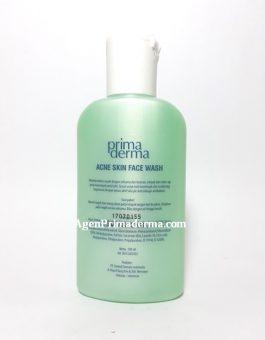 Acne Skin Face Wash Primaderma