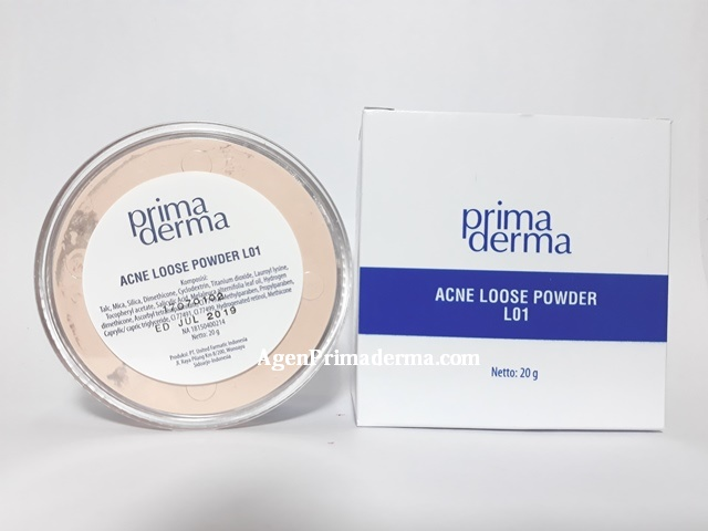 Acne Loose Powder L01 Primaderma