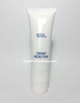 Creamy facial foam Primaderma
