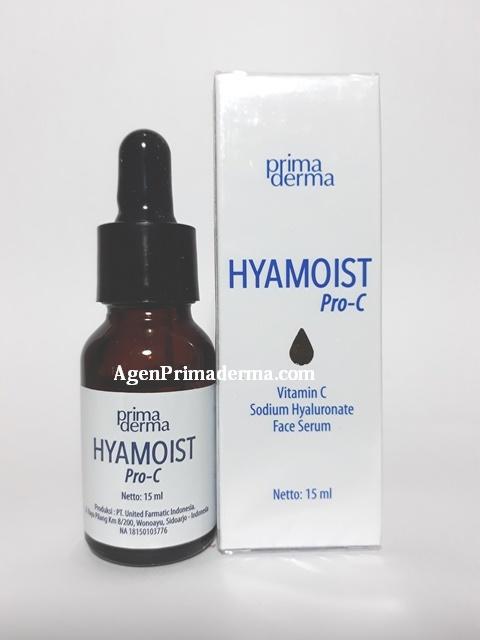 Primaderma Hyamoist pro C serum