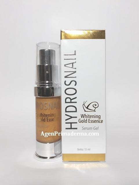 Hydrosnail G serum Gel gold Primaderma