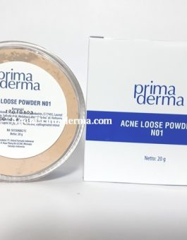Primaderma Acne Loose Powder N01