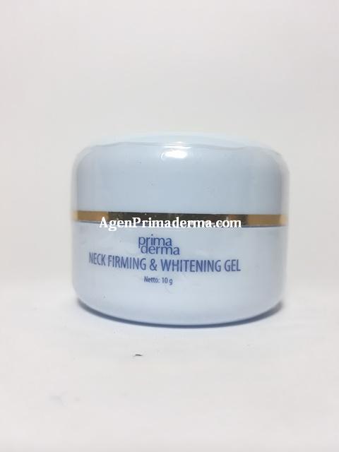 Primaderma Neck firming whitening gel