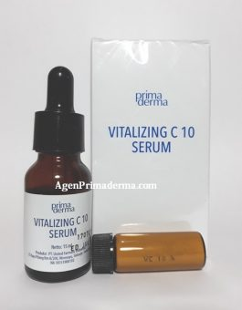 Primaderma Vitalizing C 10 serum