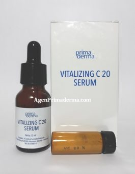 Primaderma Vitalizing C 20 serum